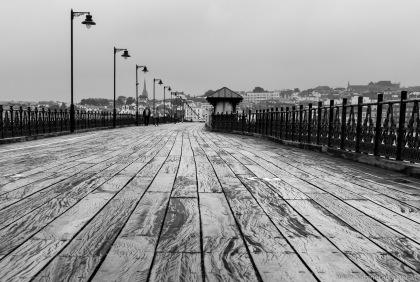 Pier at Ryde on the Isle of Wight, UK | der Pier von Ryde auf der Isle of Wight