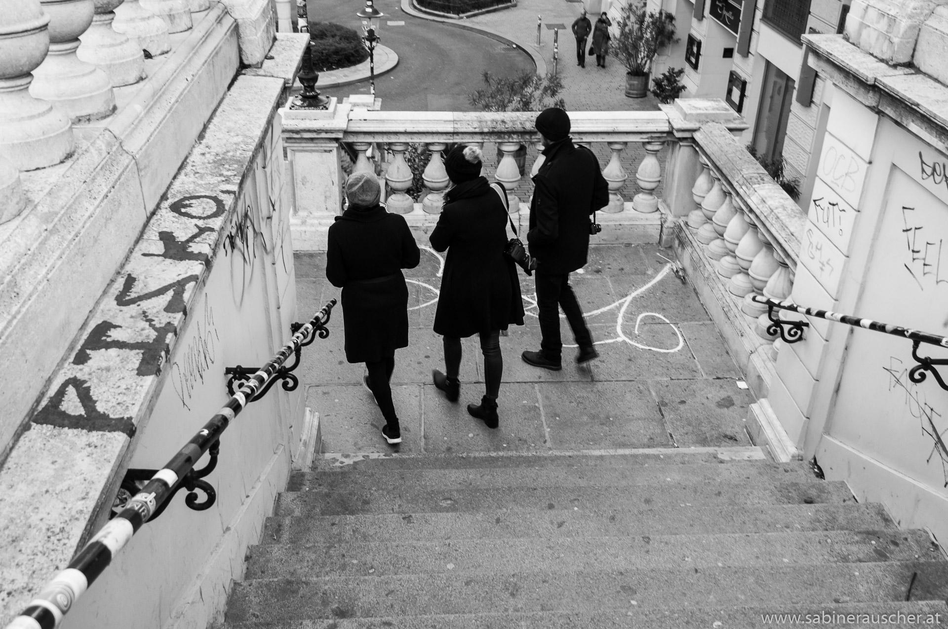 on a Winter day in Vienna | im Winter in Wien