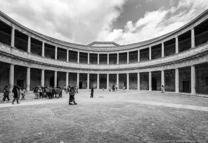 Nasride Palaces of Alhambra | Nasridenpalast in der Alhambra