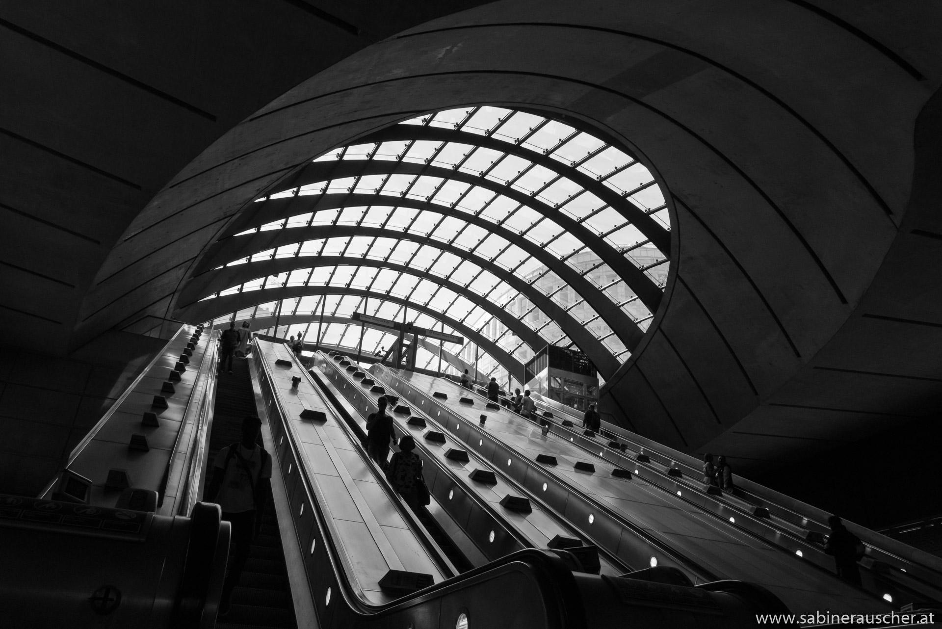 Underground station London | U-Bahn Station