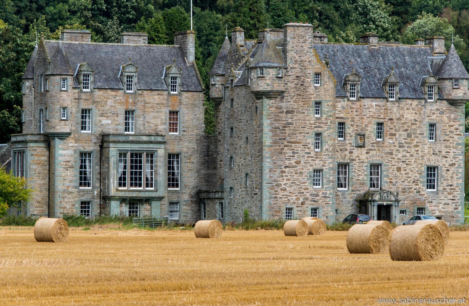 Castle Menzies, Scotland