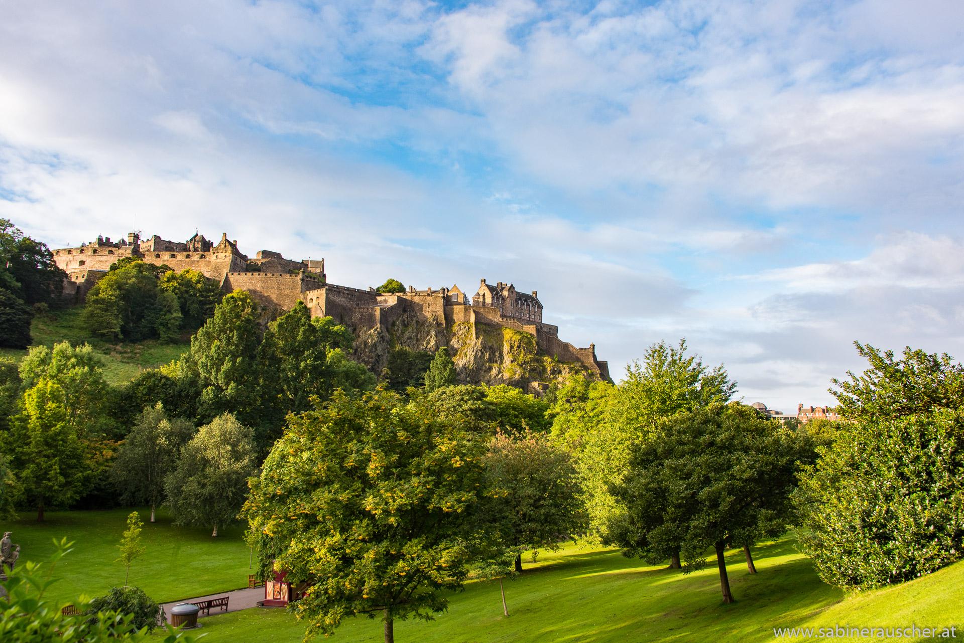 Edinburgh Castle | Schloß von Edinburgh