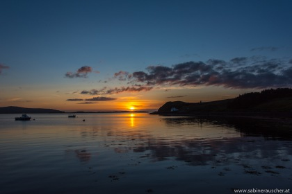 Loch Bay at Stein, Isle of Skye