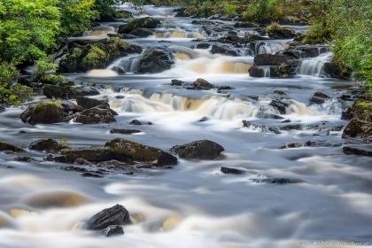Killin-Falls of Dochart, Scotland