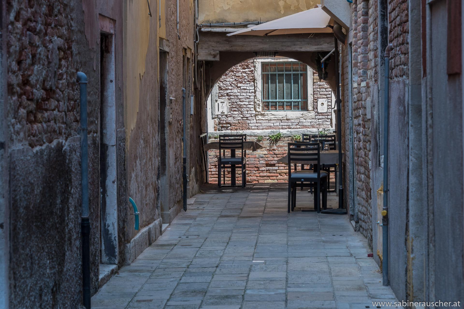 Venice - a quiet place | Venedig - auch stille Ecken lassen sich finden