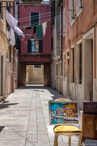Venice -how to try your laundry | Venedig - Wäschetrocknen auf venezianisch
