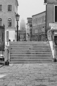 Venice - empty streets in Dorsoduro | Venedig - Sonntag morgen präsentiert sich Dorsoduro beinahe menschenleer