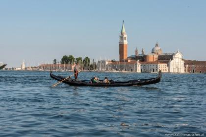 Venice - San Giorgio Maggiore | Venedig - Blick auf San Giorgio Maggiore von der Riva Schiavoni